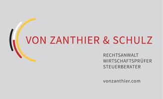 VON ZANTHIER & SCHULZ